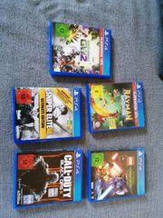 Playstationspiele zu verkaufen