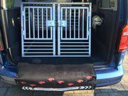 Schmidt Hundebox Doppelbox für Kofferaum