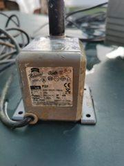 gebrauchte Heissner Pumpe P20 für