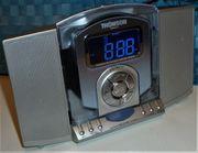 Thomson - Uhrenradio mit CD Laufwerk -