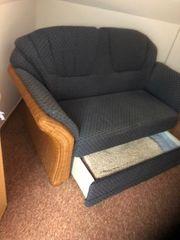 Couch mit Schublade