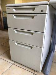 Komplette GESIKA Büromöbel-Ausstattung gebraucht