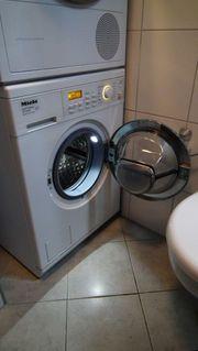 Miele Waschtrockner WT 2780 WPM-Waschen