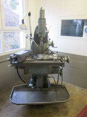 Thiel-Duplex 159 Fräsmaschine