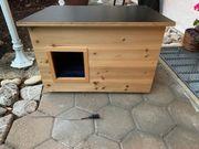 Neu Schnäppchen Katzenhaus für draußen