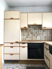 Einbauküche zu verschenken - kostenlos L-Form