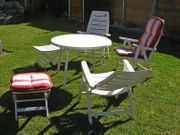 Sitzgruppe für Garten