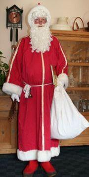 Nikolaus Weihnachtsmann hat noch Termine