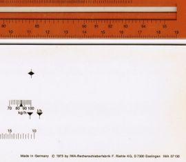 Bild 4 - IWA 07130 F Riehle spezial-Rechenschieber - Sinsheim