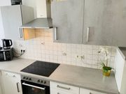 Einbauküche Hochglanz weiß