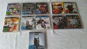 10 PS3 Spiele