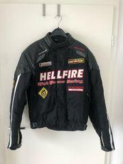 Polo Hellfire Motorradjacke Gr L