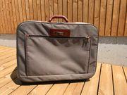 Samsonite koffer mit Lederdetails 4