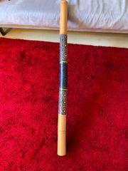 Schönes Didgeridoo zu verkaufen