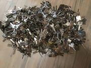 Zylinderschlüssel - Konvolut 1200 Stück abzugeben