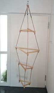 Kletterpyramide für Schaukel outdoor