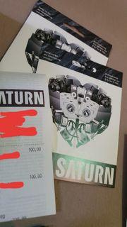 Saturngutscheine