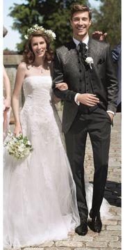 Wilvorst Hochzeit Anzug Gil anthrazit