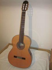 Gitarre Ruben Konzertgitarre