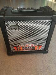 Roland Cube 20 XL E-Gitarre