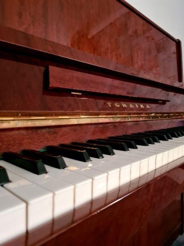 Klavier Tchaika