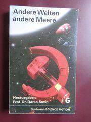 Buch Zukunftsgeschichten Andere Welten andere
