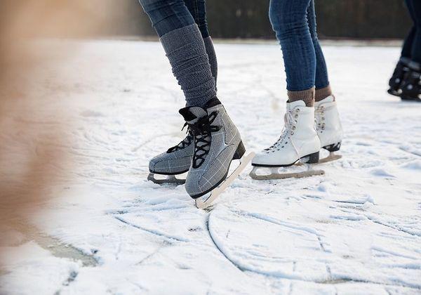 Eiskunstlauf Eislaufen Unterricht für Erwachsene