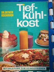 Dr Oetker Kochbuch Tiefkühlkost