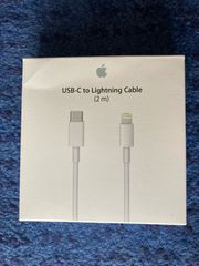 USB-C to Lightning Kabel 2m