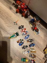 Lego Ninjago Set