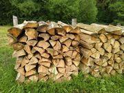 Brennholz zu verkaufen Fichte
