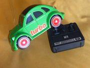 Citroen 2 CV Turbo grün