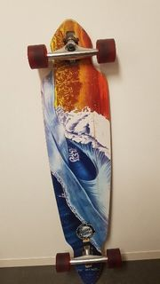 Longboard animal Limited Edition