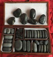 Hot Stone 45er Set 6