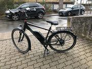 Trekking E-Bike der Marke Fischer