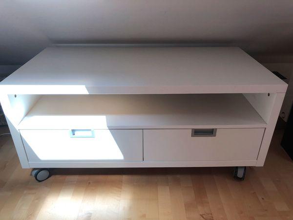 TV-Schrank, TV-Bank, Sidebord, Lowboard, IKEA BESTA JÄGRA in ...