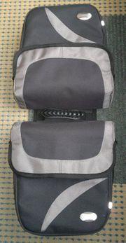 Fahrradtasche - Doppeltasche Gepäckträger von Haberland