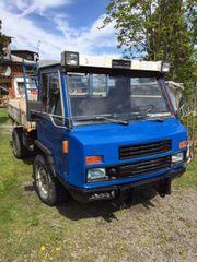 Reform Muli 770 mit Kipper