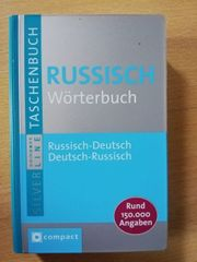 Compact Wörterbuch Russisch Compact SilverLine