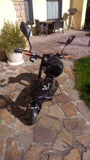 E-Scooter mit Sitz Leichtmofa Rolektro