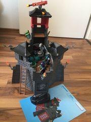 Playmobil geheime Drachenfestung und Wächter