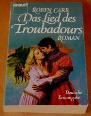 Buch Das Lied des Troubadours
