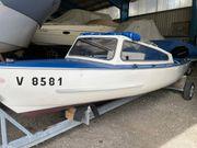 Gondel Hartmann Fischerboot Boot Motorboot