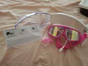 Kinder Schwimmbrille Taucherbrille UV-Schutz Pink