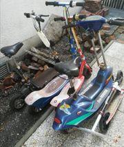 Elektro Scooter Roller für Bastler