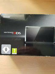 Nintendo 3DS Handheld-Spielkonsole Kosmos Schwarz