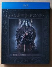 Blu-ray Game of Thrones Staffel