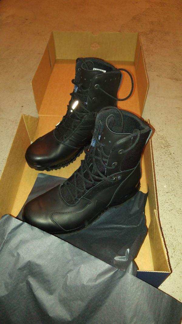 c3bbc39fb2d162 HAIX GSG9-S Stiefel Größe 43