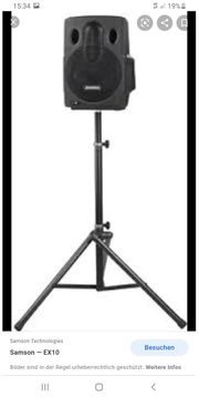 Lautsprecher Stative Mischpult Mikrofon 2