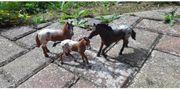 Schleich Pferdesets stute hengst fohlen